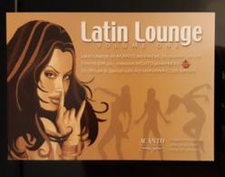 Latin Lounge Carte Postale - Pubblicitari