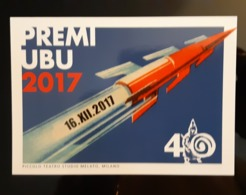 Premi Ubu Carte Postale - Pubblicitari
