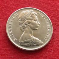 Australia 10 Cents 1969 KM# 65  Australie Australien - Australia