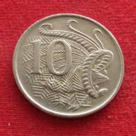 Australia 10 Cents 1981 KM# 65  Australie Australien - Australia
