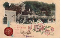 Un Bonjour De LOURDES - Lourdes