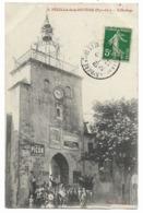 66-PEZILLA-DE-LA-RIVIERE-L'Horloge...  1912  Animé - France