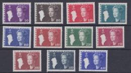 Königin  QUEEN REINE REINA GREENLAND GRÖNLAND 1980 MNH SLANIA Mi 112 113 114 120 121 122 126 127 134 135 141 155 156 190 - Groenland