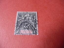 TIMBRE    DIEGO-SUAREZ      N  32      COTE  18,00  EUROS    OBLITÉRÉ - Diégo-Suarez (1890-1898)