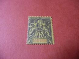 TIMBRE    DIEGO-SUAREZ      N  49      COTE  12,00  EUROS    NEUF  TRACE  CHARNIÈRE - Diégo-Suarez (1890-1898)