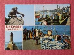 Dep 44 , Cpm Le CROISIC , B 601 , Port De Peche , Multivues (151) - Le Croisic
