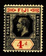 1914 Fiji - Fiji (...-1970)