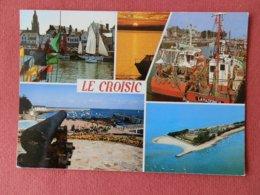 Dep 44 , Cpm Le CROISIC , 105 ,le Port De Peche , La Rade Du Mt Lénigo , PEN BRON , Multivues (153) - Le Croisic