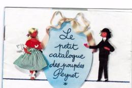 Catalogue Des Poupées PEYNET - Poupées