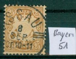 Bayern 51     O / Used  (L933) - Bavaria