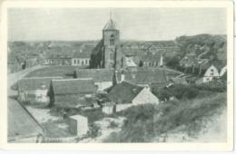 Zoutelande 1954; Panorama - Gelopen. (J. De Visser - Zoutelande) - Zoutelande