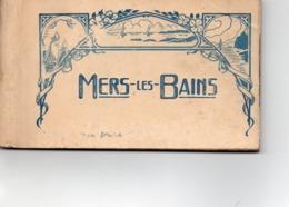 Mers Les Bains - Carnet De 10 CP ( Complet ) - Mers Les Bains