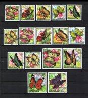 BURUNDI , 1968 , Oo , Used , Gestempelt , Mi.Nr. 411 - 435 - 1962-69: Usati