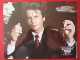 14 Photos Du Film Ne Réveillez Pas Un Flic Qui Dort (1988) - Alain Delon - Albums & Collections
