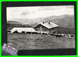 DEUX C.P.S.M. Les Vosges Pittoresques Ferme Auberge HUSS. (rectos Versos - Francia