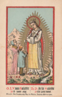 MOOI PRENTJE  VAN O.L.V.VAN SALETTE. - Religion &  Esoterik