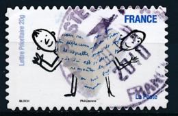France - Sourires De Serge Bloch YT A479 Obl. Cachet Rond Manuel - Francia