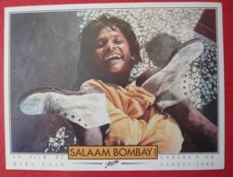 9 Photos Du Film Salaam Bombay ! (1988) - Albums & Collections