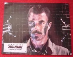 12 Photos Du Film Runaway L'évadé Du Futur (1984) - Albums & Collections