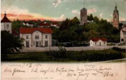 Laufenburg 1904 - Schlossberg - Gugenheim 9883 - AG Argovie