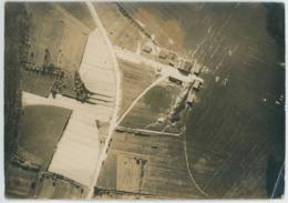 Foto 093 - Flugplatz Der Feldflieger-Abteilung 20 (Luftaufnahme) 7.12.1916 - Guerre, Militaire