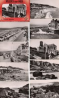 Villers Sur Mer - Carnet De 10 Photos Dim 9 X 6 Cm (complet) - Lieux