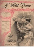 Le Petit Piano N°12 Et N°13 Valse Légère - Duettino - Le Brasseur De Preston - Chant D'automne De 1894 - Magazines - Before 1900