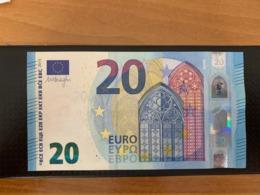20 EURO Z020G4 - Serial Number ZD1603301476 - SPL - EURO