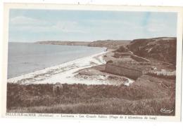 BELLE ILE EN MER (56) Locmaria Plage Les Grands Sables - Belle Ile En Mer