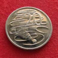 Australia 20 Cents 2002 KM# 403  Australie Australien - Australia