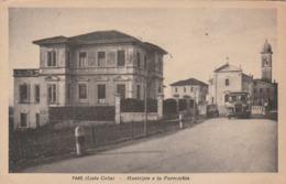 PARE' - MUNICIPIO E LA PARROCCHIA - Como