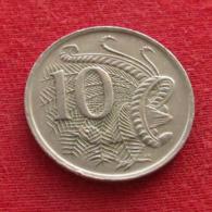 Australia 10 Cents 1975 KM# 65  Australie Australien - Australia