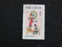 VIETNAM DU NORD YT 768 OBLITERE - DANSE FOLKLORIQUE - Vietnam