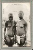 CPA - SENEGAL - Mots Clés: Ethnographie, érotisme, Fille, Femme, Seins, Nue, Nude - Filles Cérères - En 1900 - Senegal