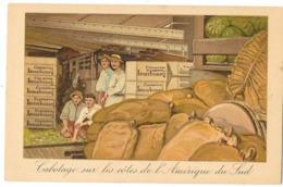 LENZBURG LENZBOURG (Suisse) Carte Publicitaire Illustrée Conserves Cabotage - AG Aargau