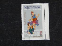 VIETNAM DU NORD YT 769 OBLITERE - DANSE FOLKLORIQUE - Vietnam