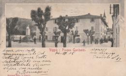 VIGGIU' - PIAZZA GARIBALDI - Varese