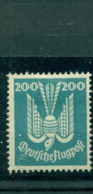 Deutsches Reich, Holztaube, Nr. 349 - Germania
