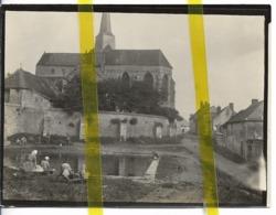 02 AISNE SAINT ERME OUTRE RAMECOURT  Canton GUIGNICOURT  PHOTO ALLEMANDE MILITARIA 1914/1918 WK1 WW1 - Other Municipalities
