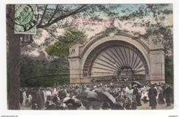 Au Plus Rapide Riga Wöhrmanns Park Pour Barcelona 17 Sept 1906 Affranchissement Russe Russie - Lettland