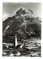 23692    CPM LECH Am Arlberg Mit Omeshorn   Carte Photo !  ACHAT DIRECT !! - Lech