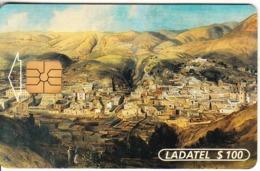 MEXICO - Paisaje Mexicano/Guanajuato(3/6), Chip G&D, 05/00, Used - Landschaften