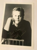 Kiefer Sutherland Actor Photo Autograph Hand Signed 12x17 Cm - Fotos Dedicadas
