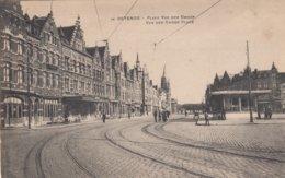 Ostende - Place Van Der Sweep - Oostende