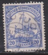 GERMAN SOUTH WEST AFRICA Scott # 29  Used - Colony: German South West Africa