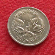 Australia 5 Cents 1982 KM# 64  Australie Australien - Australia
