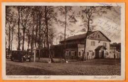 SCHÜTZENHAUS BIESENTHAL IN MARK   -   1930 - Biesenthal