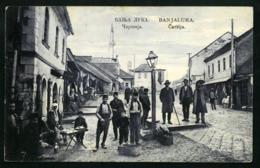 1915  BANJA LUKA , BOSNIA  VF USED  POSTCARD - Bosnia And Herzegovina