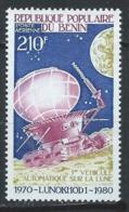 Bénin YT PA 294 XX / MNH Espace Space Lunokhold - Benin – Dahomey (1960-...)