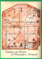 BRAZIL #1426  - 1st Centenary Of The Brazilian Navy Hydrography And Navigation Directorate  -  1976 - Brazil